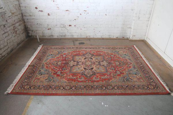 Large Vintage Rug